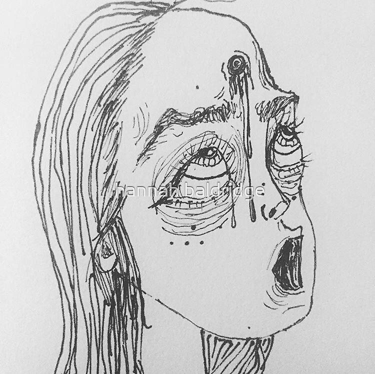 dead girl by hannah baldridge