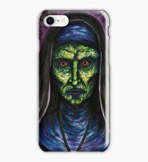 Demon Nun iPhone Case/Skin