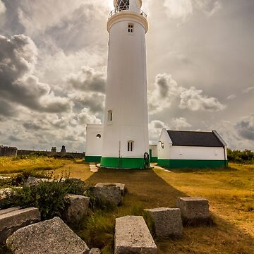 Lighthouse in Keyhaven by LacoHubaty