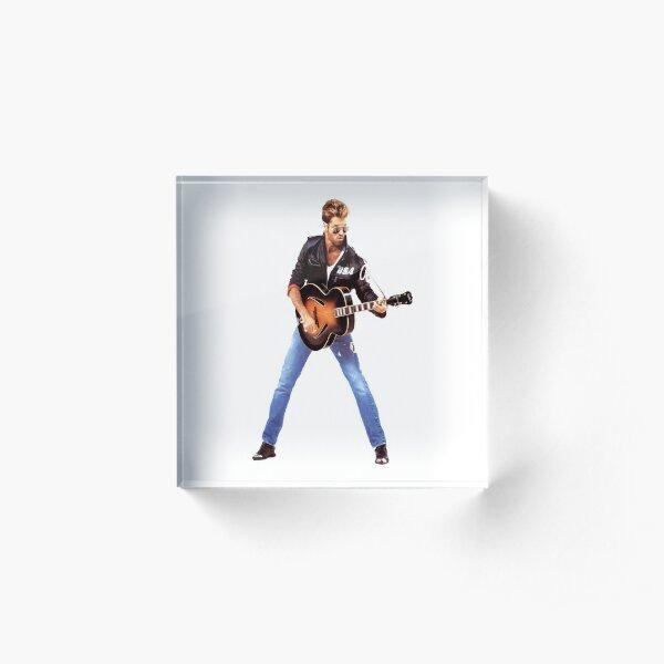 George Faith - Wham Ideal Acrylic Block