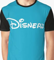 Disnerd Graphic T-Shirt