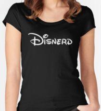 Disnerd Women's Fitted Scoop T-Shirt