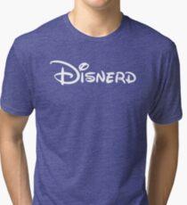 Disnerd Tri-blend T-Shirt