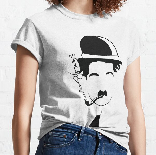 Arte del silencio Camiseta clásica