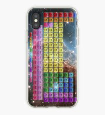 Periodic table iphone cases covers for xsxs max xr x 88 plus starfield periodic table with 118 element names iphone case urtaz Image collections