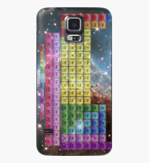 Starfield Periodic Table with 118 Element Names Case/Skin for Samsung Galaxy