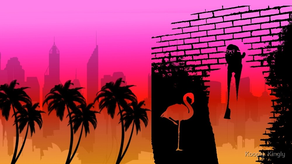 Miami Aesthetic by Porkly Piggly