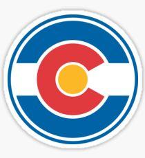Colorado Rockies Sticker