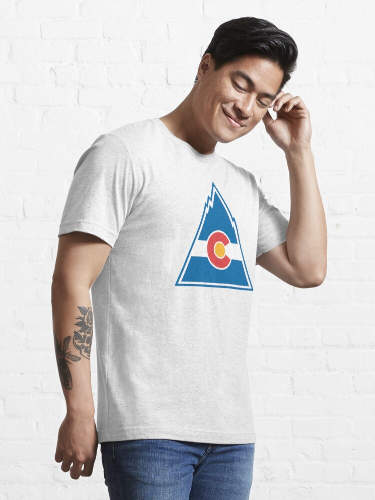 Alternate view of Colorado Rockies Essential T-Shirt