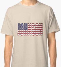 Johnson (USA) Classic T-Shirt