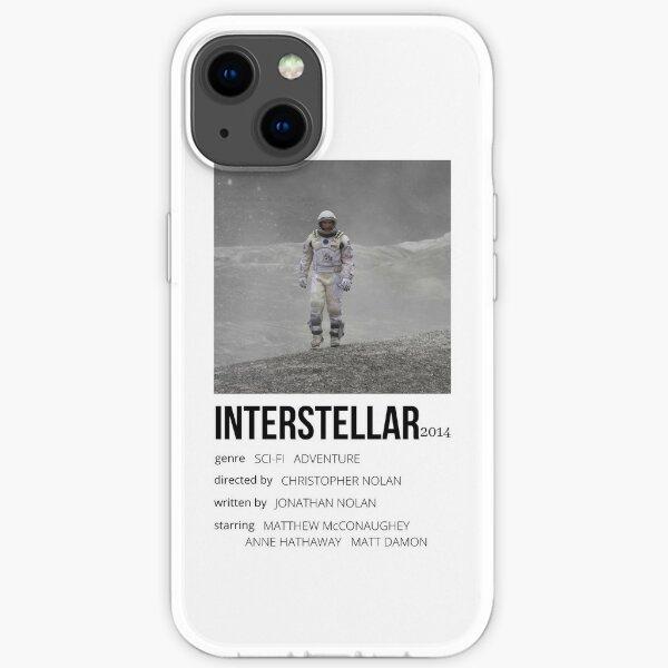 Interstellar - Polaroid-Filmplakat iPhone Flexible Hülle