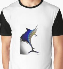 Nautic Sailfish Graphic T-Shirt