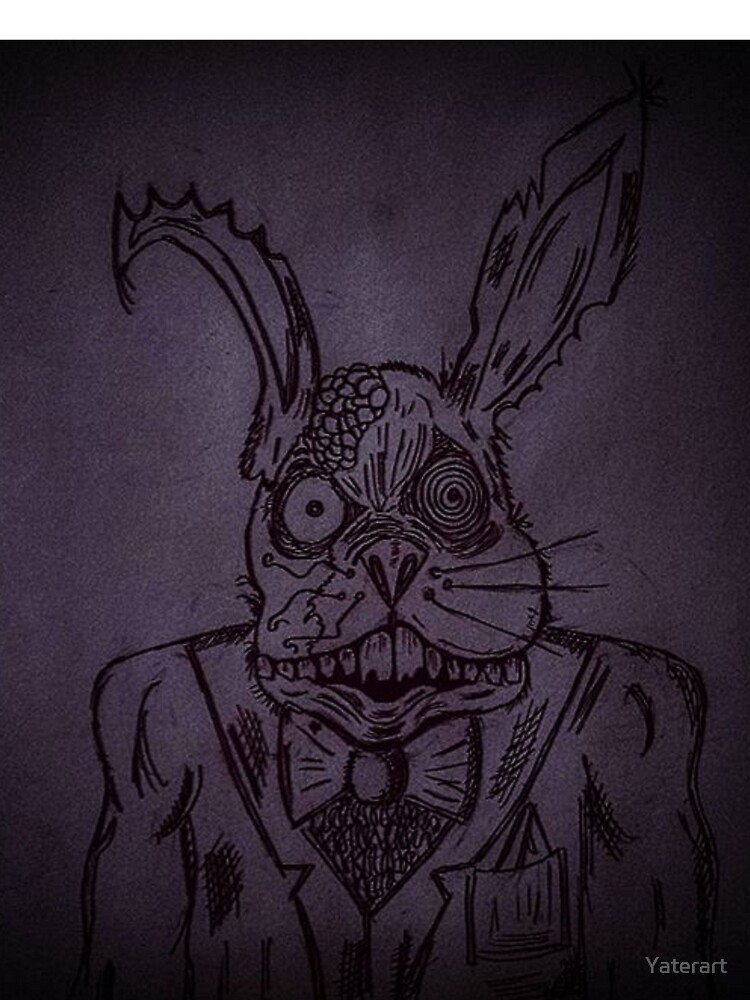 Zombie Wabbit by Yaterart