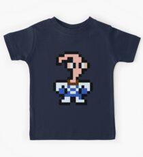 Pixel Earthworm Jim Kids Clothes
