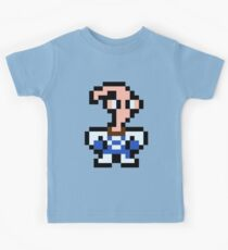 Pixel Earthworm Jim Kids Tee