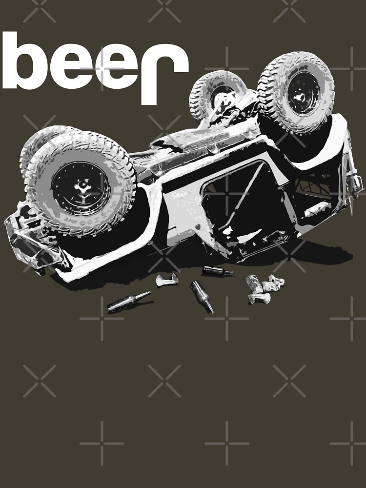 """Funny """"beer"""" 4x4  