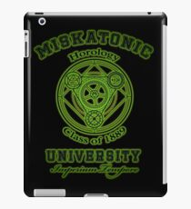 Miskatonic iPad Case/Skin