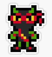 Pixel Zool Sticker