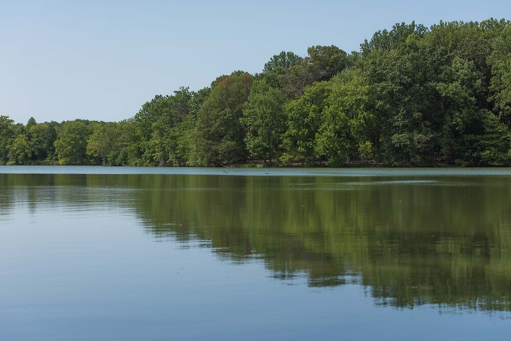 Reservoir by 38NPhotography