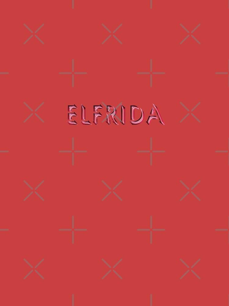 Elfrida by Melmel9