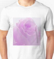 Pink Lisianthus Macro  T-Shirt