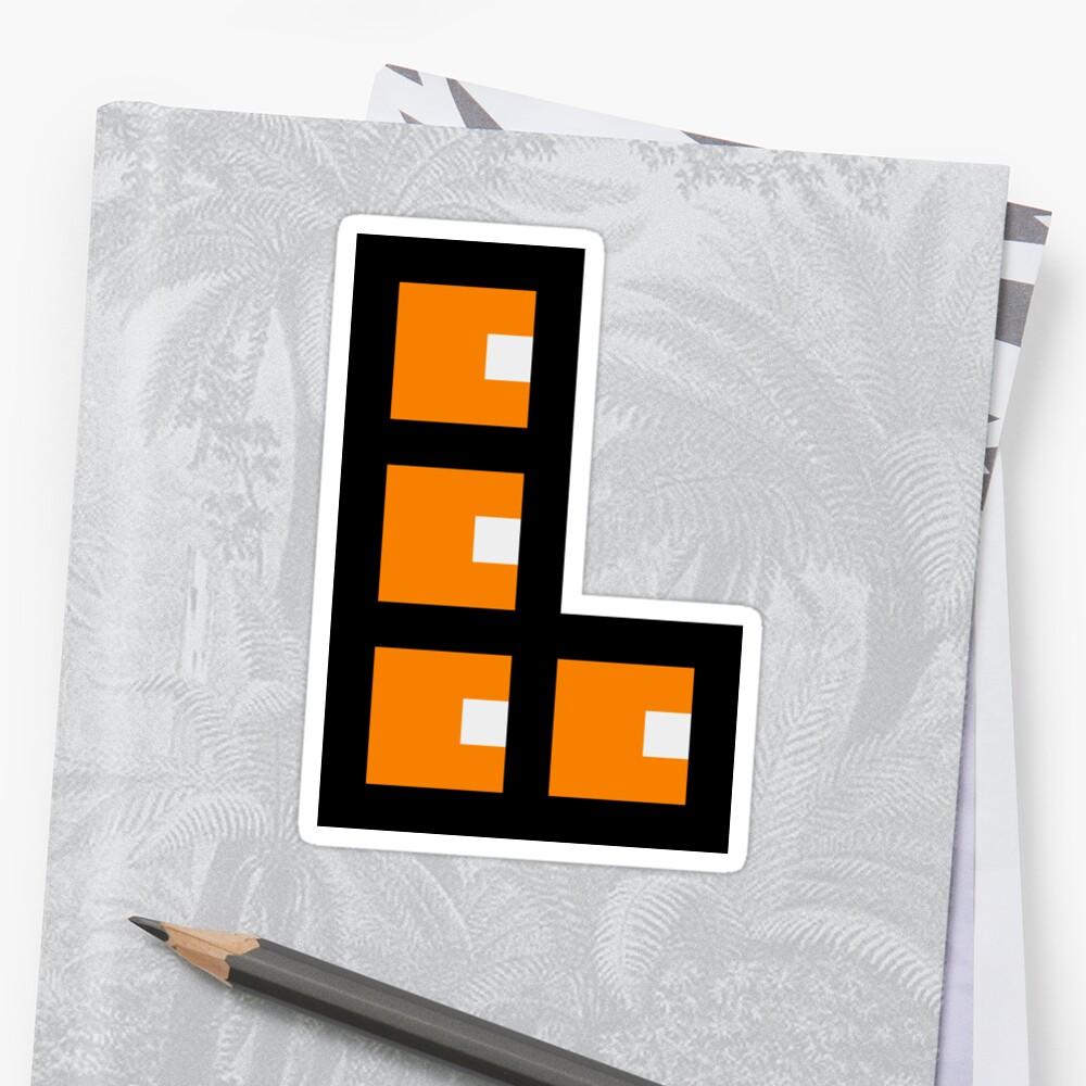 Pixel L-Block by ImpishMATT