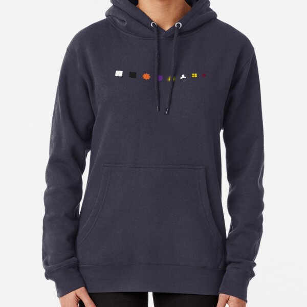 The Witness - Puzzle Types Pullover Hoodie