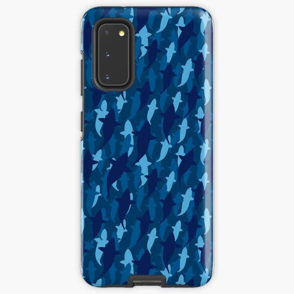Shark Bite  Samsung Galaxy Tough Case
