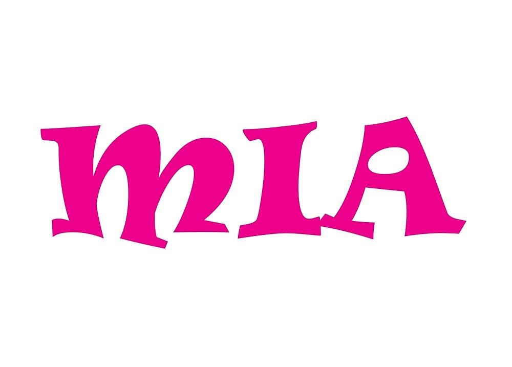 Mia (Pink) by Obercostyle