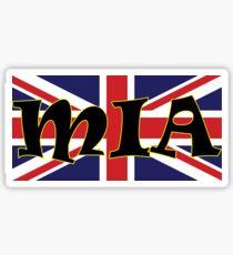 Mia (UK) Sticker