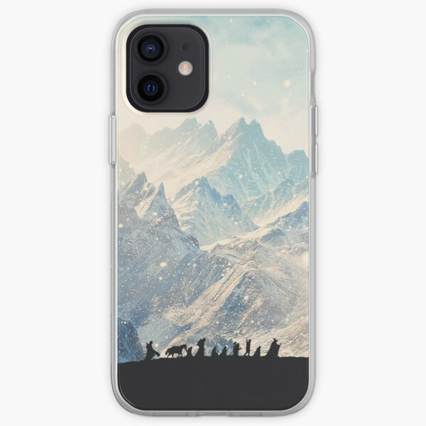 The Fellowship  iPhone Soft Case
