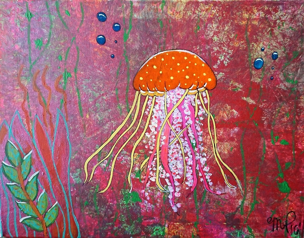 Jellyfish by Marisa Palacios
