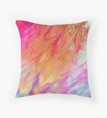 WHISPERS OF THE FUTURE Throw Pillow