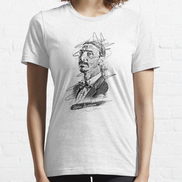 Zlatan Ibrahimovic Abstrakte Skizzenkunst, Zlatan Ibrahimovic Essential T-Shirt