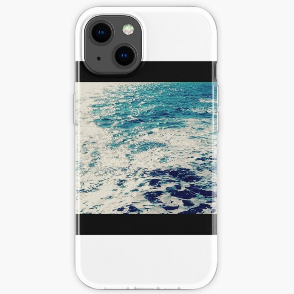 At Sea iPhone Soft Case