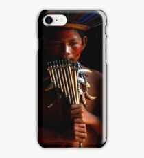 Boy Of The Amazon iPhone Case/Skin