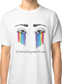 Sia the greatest Classic T-Shirt