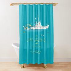 The Life Aquatic with Steve Zissou Shower Curtain