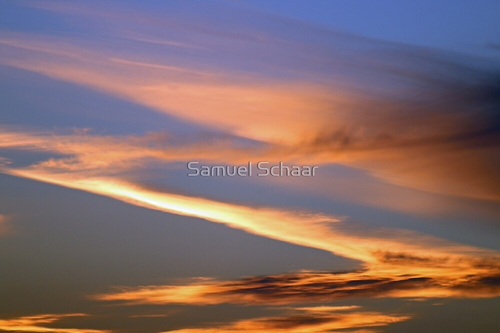 Sunset Ambiance by Samuel Schaar