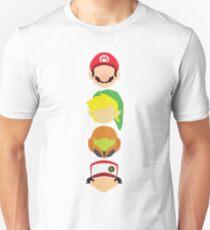 Nintendo Greats - Vertical T-Shirt