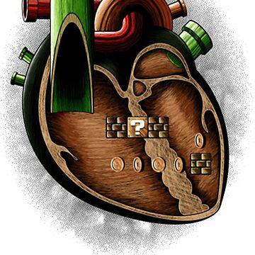 plumbing in my heart by ilank