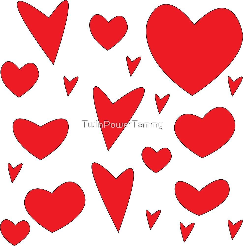 Hearts by TwinPowerTammy