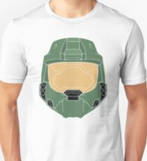 Stencilled Master Chief T-Shirt