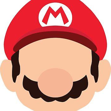 Mario - Nintendo by MoleFole