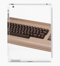 Commodore 64 - C64 - Vintage Home Computer - 8 Bit Classic iPad Case/Skin