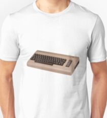 Commodore 64 - C64 - Vintage Home Computer - 8 Bit Classic T-Shirt