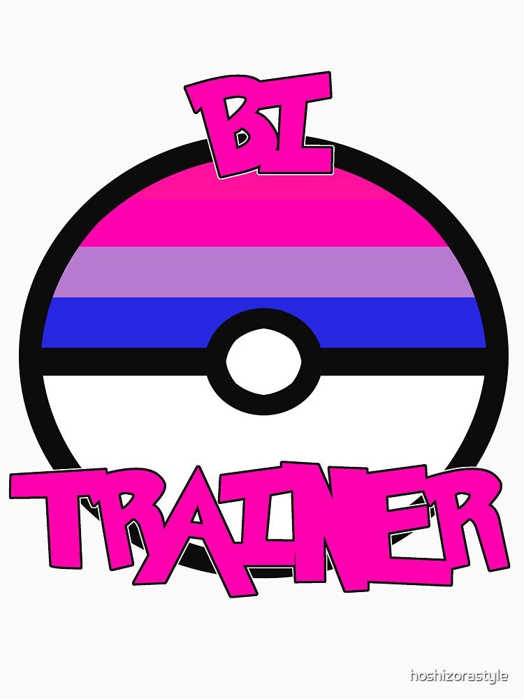 Pokemon - Bi Trainer by hoshizorastyle