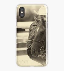 The Cowboy Way iPhone Case