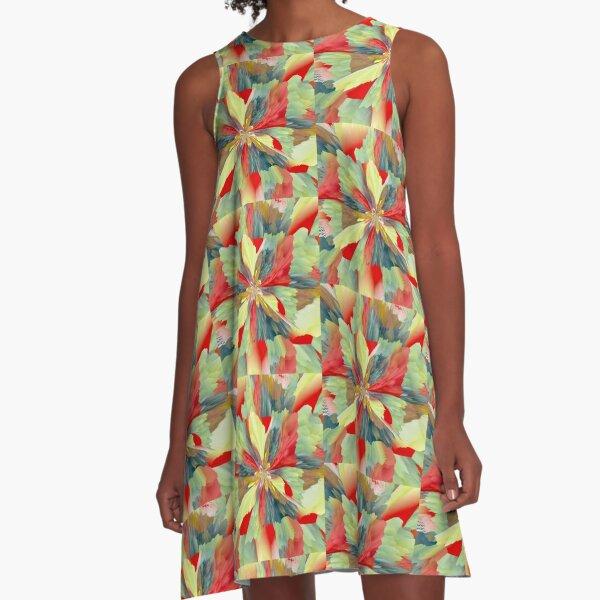 A second chance A-Line Dress