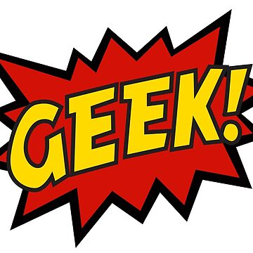 GEEK!  by geekibiz